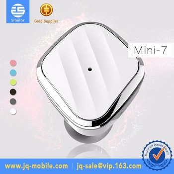 Super Mini Bluetooth 4.1 wireless invisible Hands free Earphone