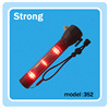 Solar Rechargeable emergency Shock Resistant safety hammer Powerful LED Flashlight