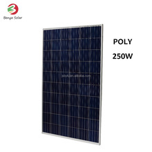 wholesale 250 watt polycrystalline solar panel price