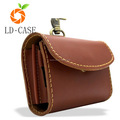 luxury leather smoke accessories cigarette box case