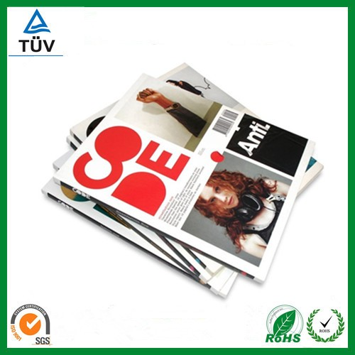 magazine book catalog brochure leaflet printing manufacturer low price with high quality