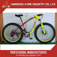 Wholesale Cheap Snow Special Mountain Bicycle Fat Tire Bikes