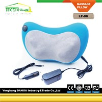 massage pillow,electric massager,massage machine with CE&Rohs