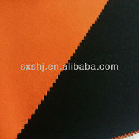 Polyester Polar Fleece Fabric Bonded Jersey Fabric