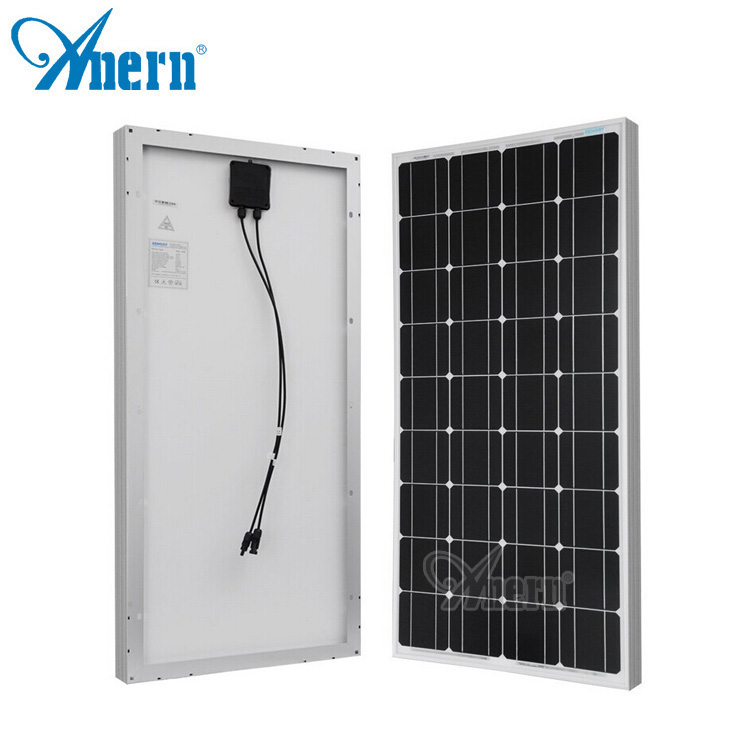 The newest product 250w solar panel assembly line