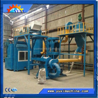 ABS PE PP Plastic composite boards Separator Aluminum Recycling