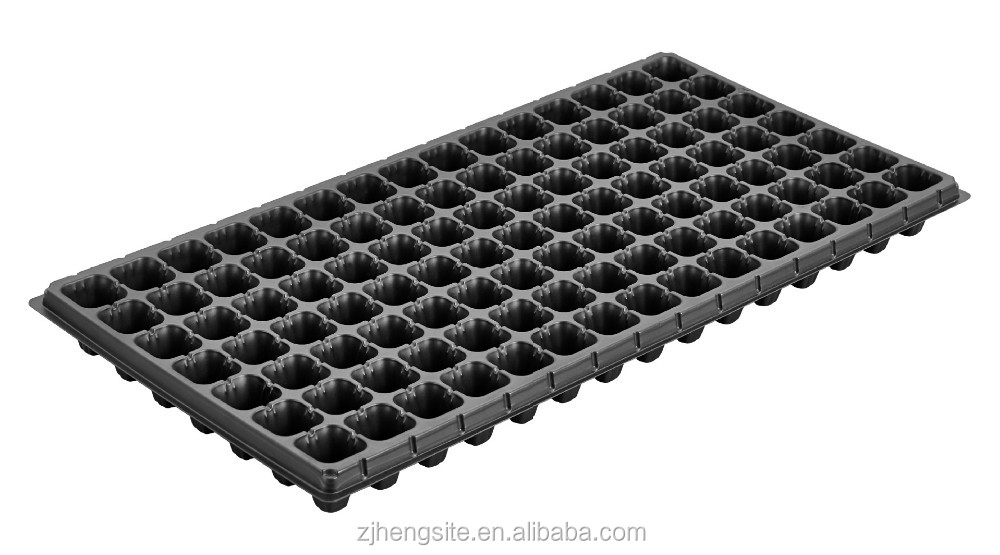 plastic plug trays flower propagator seed tray and lid