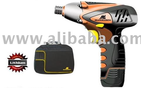 Cordless Impact Driver Drill
