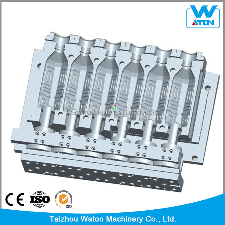 Professional Factory Plastic Auto Parts Blowing Molds