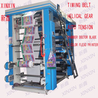 alibaba china gold supplier high speed flexo printing machine