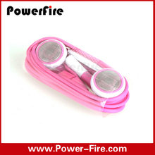 Hot sales In-Ear headphone earphones for Samsung Galaxy s4 i9500 Note 3 N9000 with Mic & Volume