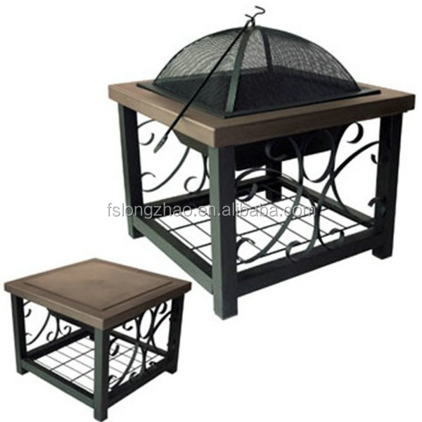 Outdoor fire pits of high quality
