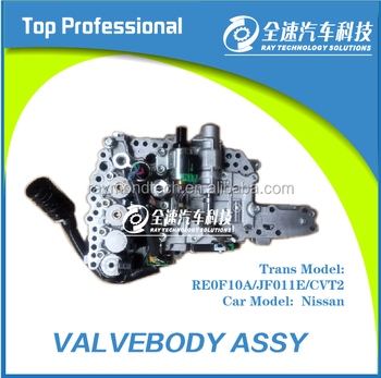 CVT transmission PARTS RE0F10A/JF011E CONTROL VALVEBODY ASSY