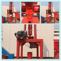 Manufacturing concrete tube machine Vertical Extruding type concrete pipe making machine