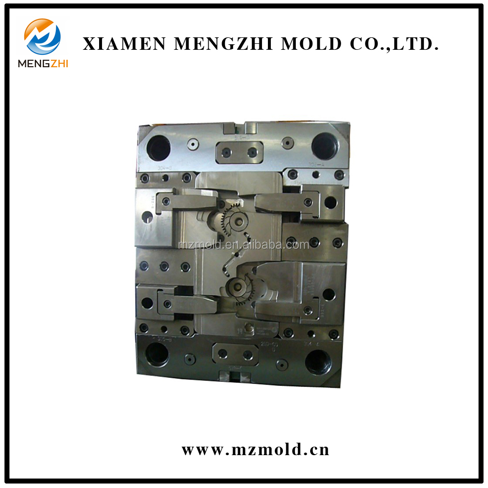 Water Filter Plastic Injection Mold