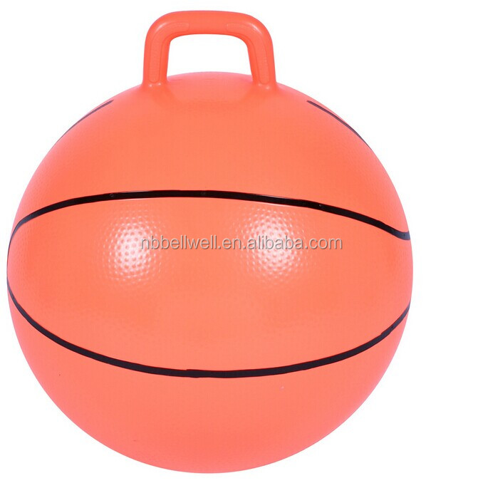 inflatable pvc hopper ball jumping ball