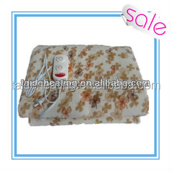 wholesale far infrared healthy care soft electric blanket