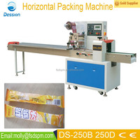Pillow type Bag Ice Lolly Packing Machine DS-250B