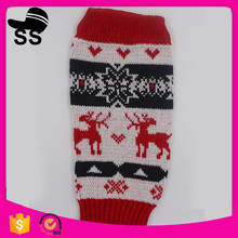 Yiwu Winter Wholesale Knitted Cute Deer Jacket Dog Cat Pets Dress Clothes