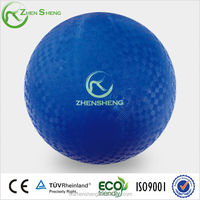 promotional training rubber ball