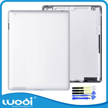 Replacement Metal Back Door Battery Cover for iPad 2 Wifi Version