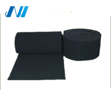 3mm high-quality Black Plain Carbon Fiber Fabric