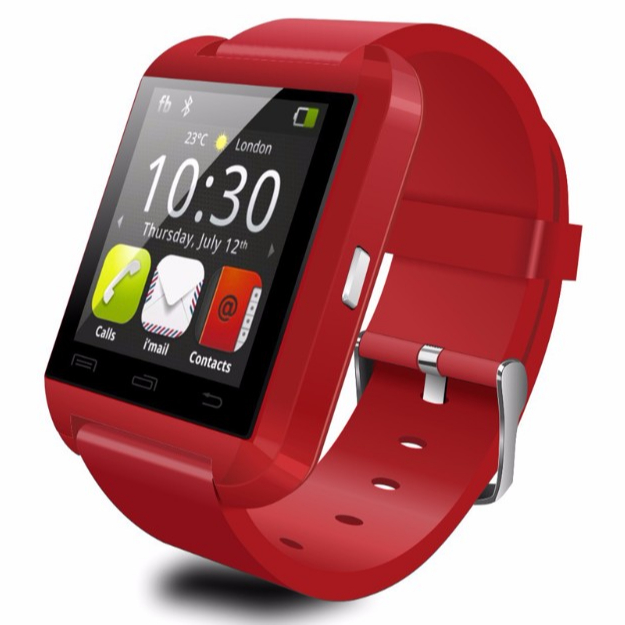 u8 plus bluetooth smart watch bracelet Fit for Smartphones IOS Android <strong>Apple</strong>