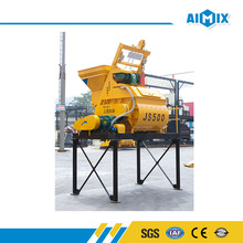 Hot sale!JS500 Compulsory concrete mixer buckets with price