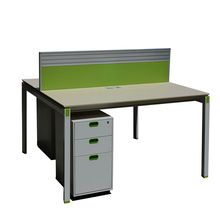 Simple Two People Office Desk