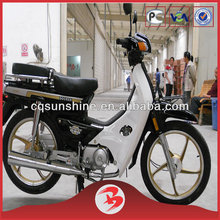 SX110-9C Morocco Hot Selling Model 110CC Docker Motorcycle