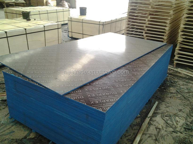 Hot selling concrete shuttering plywood termites resistant plywood construction plywood used