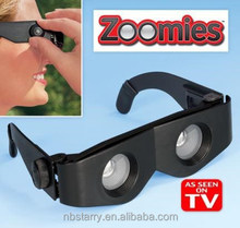 Hands Free Binoculars plus Sunglasses 2 in 1 Zoomies