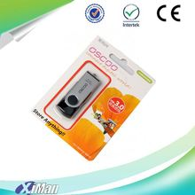 China supplier blister pack for usb flash