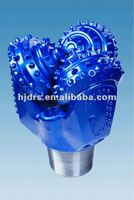 "9 1/2""tricone (iadc 517)TCI oil field used equipments tools rotary bit tooth drilling bits"