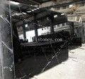 TOPS quality Black Marquina marble SLABS China factory price