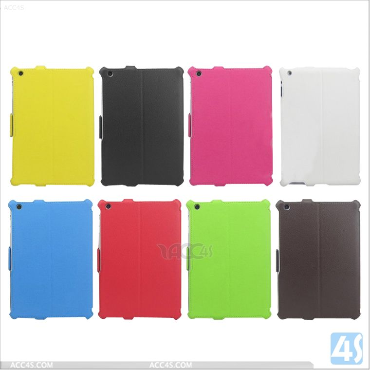 Ebay China flip leather cover case for ipad mini retina display case