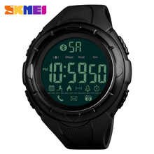 Alibaba Best Sellers SKMEI Water Proof Smart Android Wrist Watch Bluetooth Phone Connect