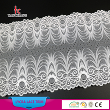 Guangzhou factory wholesale wig lace guipure lace tulle lace for underwear or bra LSHB7036