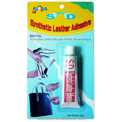 Strong leather repair adhesive for shoes, OEM service