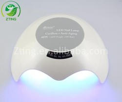 New Wholesale First Choice lamp led nails uv curing led 48w nail uv lamp 48w led nail uv lamp