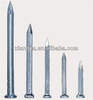 common polishing iron nails made in China
