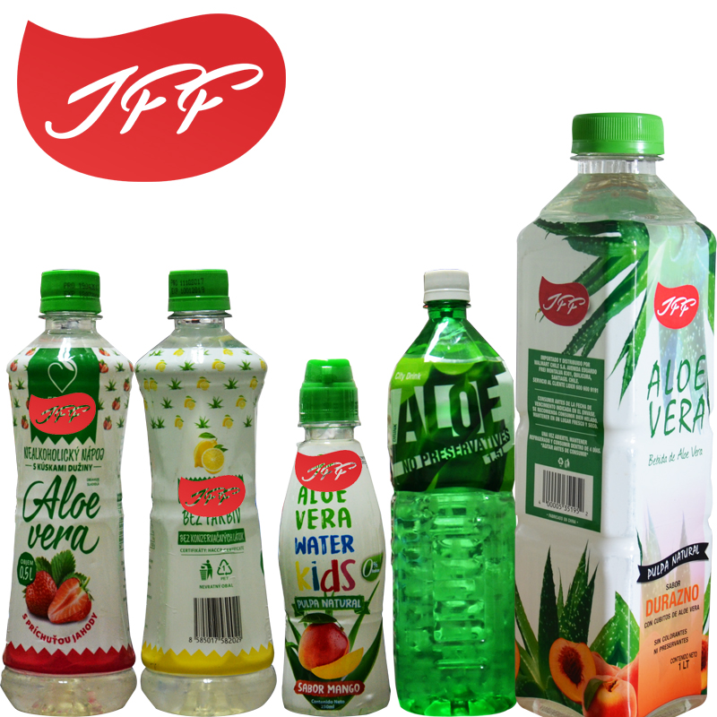 FIRST <strong>FRUITS</strong> FROM JIANGS CHINA POPULAR BRAND: ALOE VERA DRINK