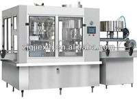 Rotary type edible oil Filling capping Machine