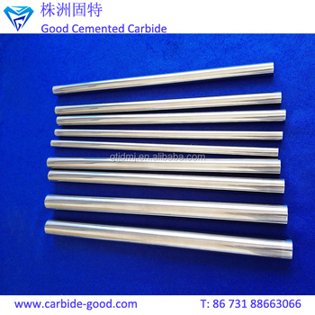 Submicron Grade Solid Tungsten Carbide Rods for Cutting Machinery Drilling Machinery