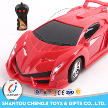2017 new toys 2 channel cool design electric 1/18 scale super power rc car for sale