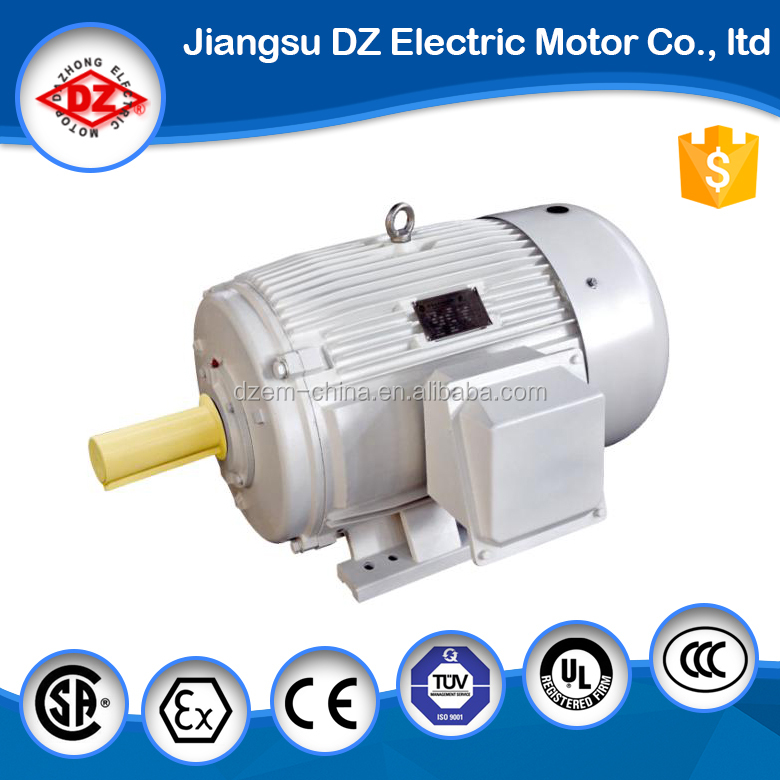 NEMA D design oil well pump drive motor