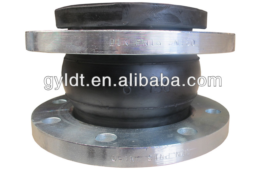Flexible Rubber Expansion Joints Pipe