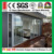 2017 China supplier villa house aluminum double toughened glass sliding door