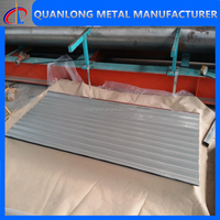 Galvanized Sheet Steel Corrugated Roof Tile