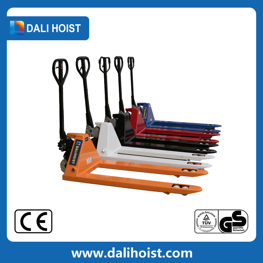 1.5 ton load capacity electric and hand pallet truck price
